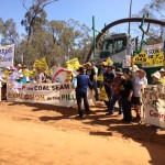 Santos CSG project contaminates groundwater