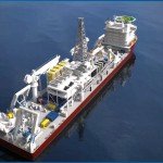 Rolls Royce supplies engines for world's first seabed mining ship