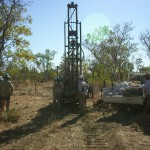 Work stalls on ilmenite mine in Northern Territory