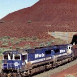 BHP stays on track, posts record iron ore production