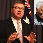Gary Gray apologies for Mandela death comment