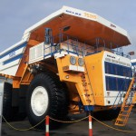 BelAZ launches mining dump trucks into Australia