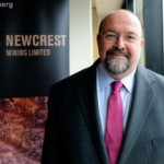 Newcrest CEO steps down