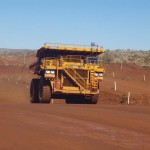 Rio breaks iron ore records