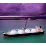 APLNG first CSG reaches Curtis Island