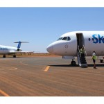 Alliance Aviation signs new contracts with BHP