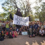 Six day anti-coal rally kicks off at Maules Creek mine
