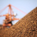 Iron ore price in free fall