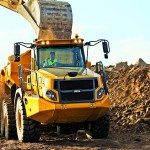 Hitachi launches articulated dump trucks into Australia