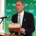 Bob Brown vows to fight Tarkine mining