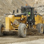 Cat launches new motor grader