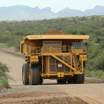Value of mining equipment  plunges