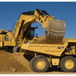 Cat launches new hydraulic mining shovel