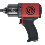 Chicago Pneumatic launches its first industrial ATEX certified impact wrench