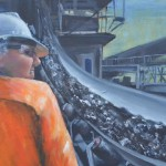Mining industry in the spotlight at art exhibition