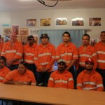 Indigenous apprentices graduate from MMG Century program