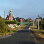 Beaconsfield: when mining leaves town [images]