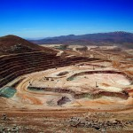Strike action halts work at world's largest copper mine