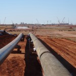 FMG gas pipeline completed