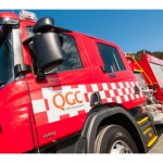 Fire response capability at QCLNG