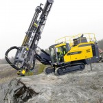 Atlas Copco unveils new surface drill rig