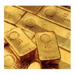 ​Gold hits four year low