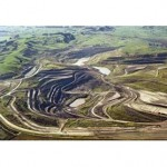 ​Gold mine tailings dam close to collapse