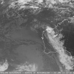 WA storm tracks down Pilbara coast [images]