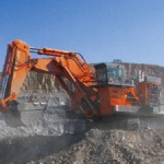 Hitachi build mining equipment factory