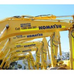 ​Komatsu launches new rental business