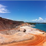 Koolan Island iron ore mine flooded