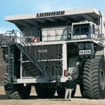 Liebherr new 2012 mining trucks