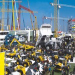 Sneak peek as Bauma 2013 builds