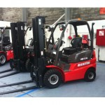 Lifting the game: Manitou launch new forklift range