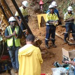 Miner suspends drilling due to 'contractor non-performance'