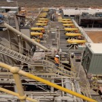 Magellan restarts lead mining at Wiluna; holds off on transport