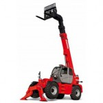 Manitou's new high capacity MHT series telehandler