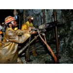 Mine fire traps 100 South African gold miners