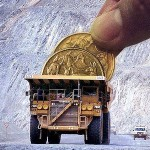 Mining giants make first mining tax payment