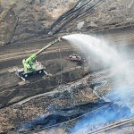 Hazelwood coal fire brought under control