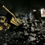 Anglo American coal mine shuts as wall collapses