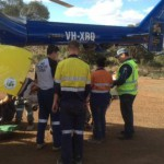 Man airlifted after North Queensland underground mining accident