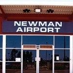 Hot weather shuts Newman airport, delays official BHP mine opening