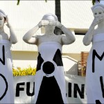 Ghostly protests against Northern Territory uranium mining