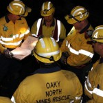 Oaky Creek North takes title of Australia's top coal mine rescue team