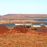 NT iron ore project ships first load to China