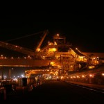 Coal terminal protests continue in Newcastle