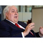 Palmer plays wild card on promise of support for carbon tax vote