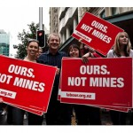​QRC points to link between anti-coal protests and QLD EDO
