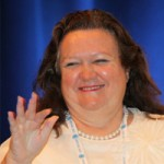 Stop being so lazy if you're jealous of my money: Rinehart